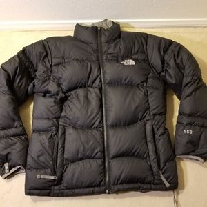THE NORTH FACE 550 GOOSE DOWN INSULATED FULL ZIP